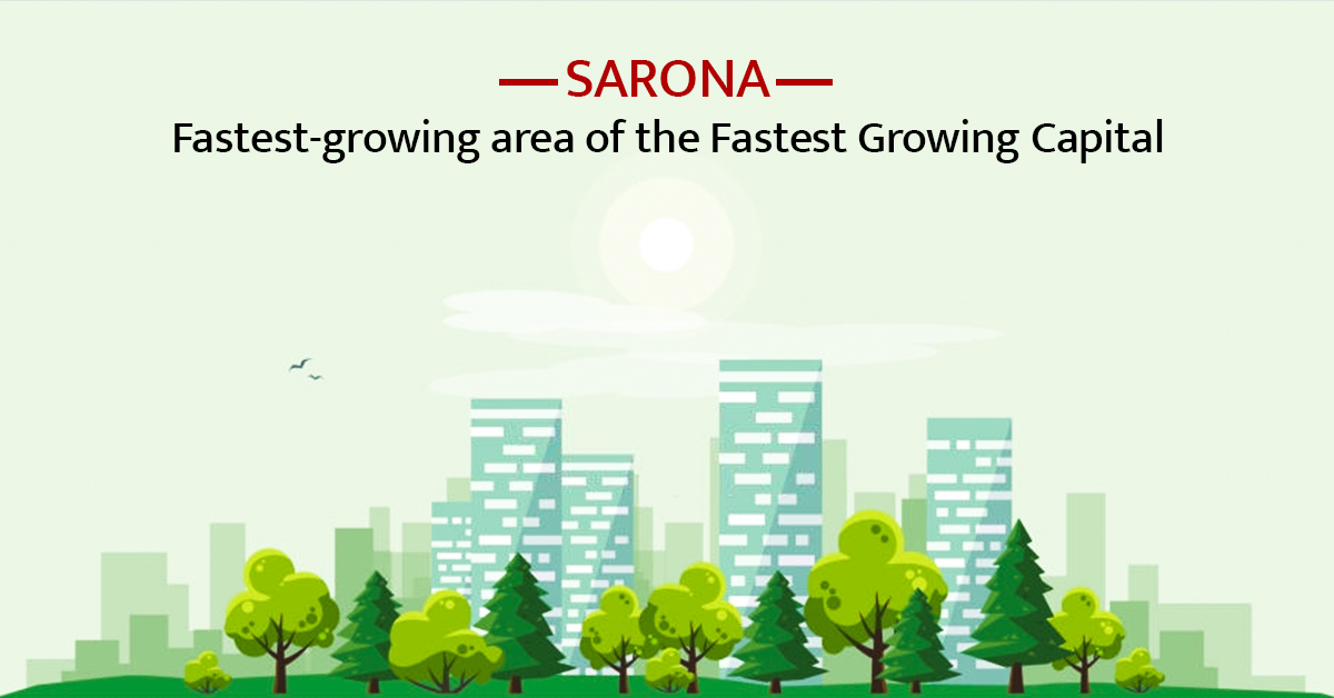 Sarona – Fastest-Growing Area Of The Fastest Growing Capital